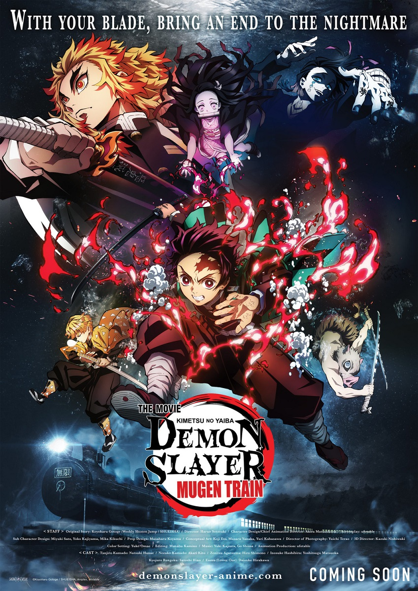 Demon Slayer - Dubbed